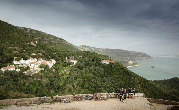 bike tour in arrábida