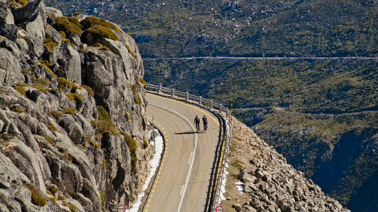 serra da estrela granfondo cycling weekend