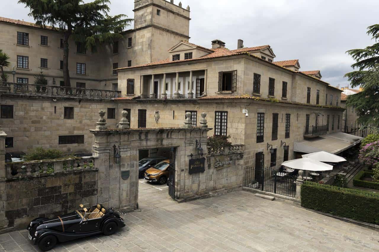 Parador Pontevedra