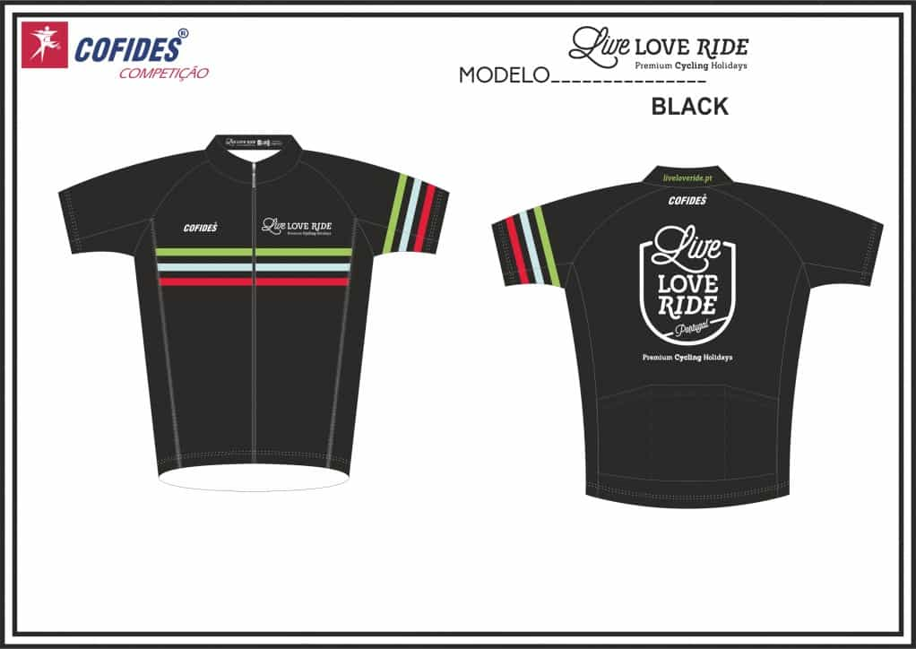 Live Love Ride Jersey