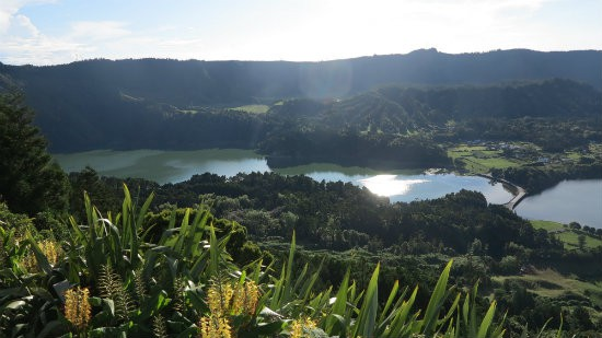 cycling in Portugal: the azores archipelago