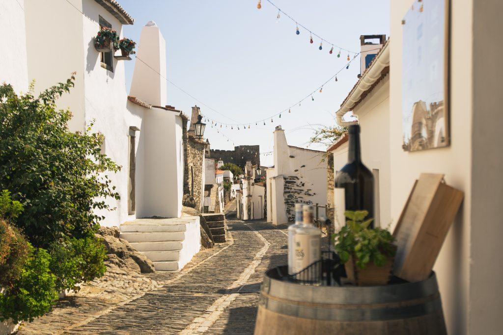 Bike tour in Portugal: Cycling Alentejo in Monsaraz