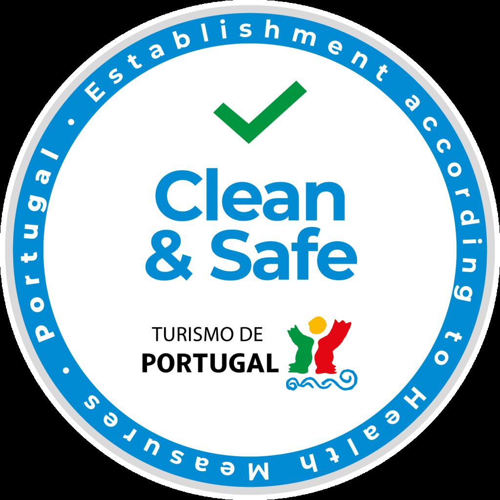 clean and safe turismo de portugal