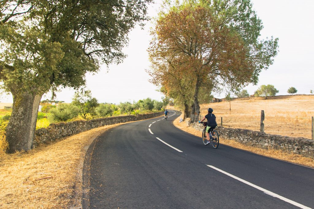 cycling Alentejo bike tour portugal