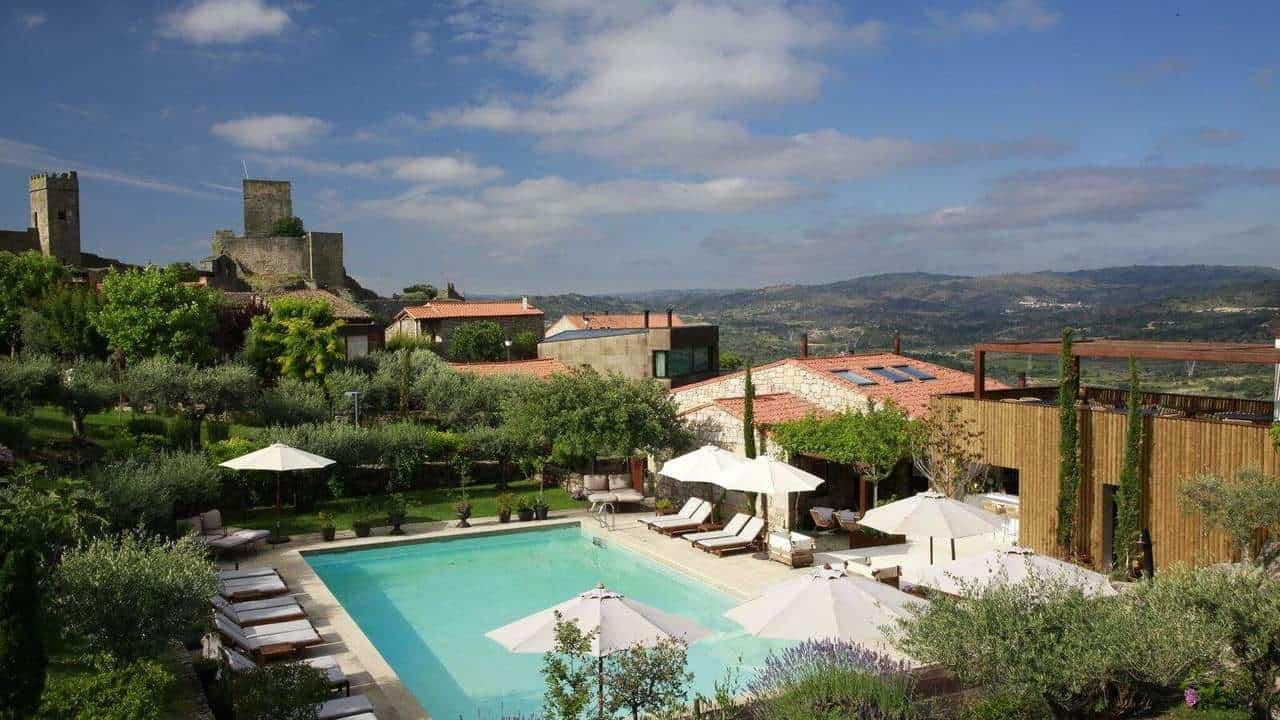 Cycling Douro Wine Country International Park Casas Coro 5