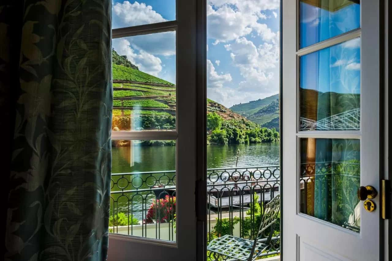 Cycling Douro Wine Country Vintage House Hotel 10