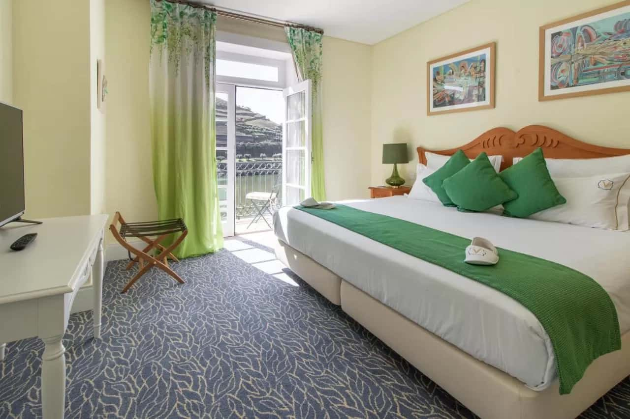 Cycling Douro Wine Country Vintage House Hotel 18