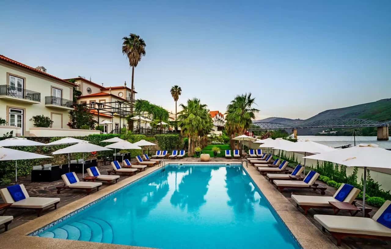 Cycling Douro Wine Country Vintage House Hotel 5