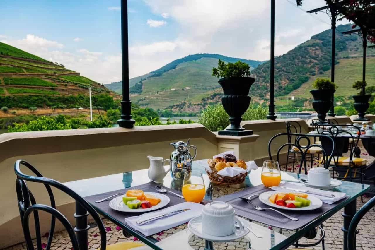Cycling Douro Wine Country Vintage House Hotel 8