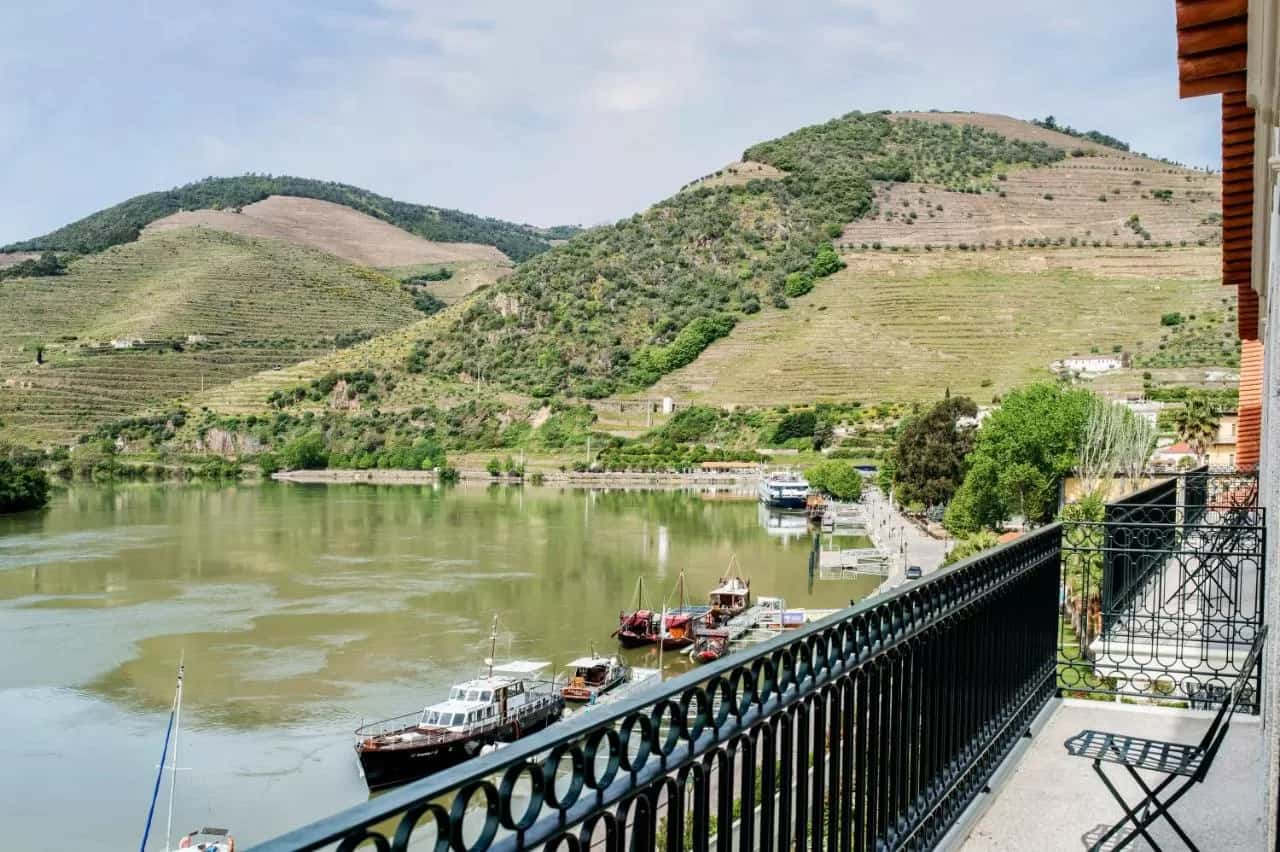 Cycling Douro Wine Country Vintage House Hotel