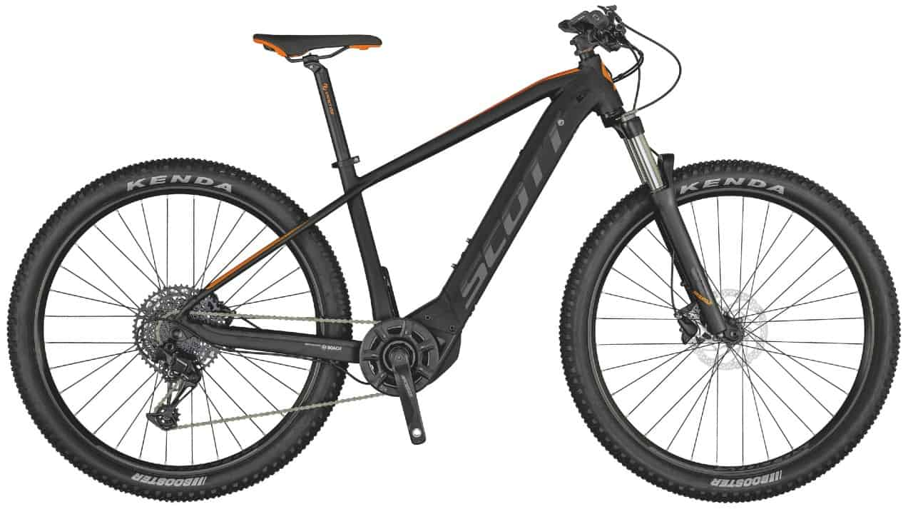 E Bike Scott Aspect E Ride 2020