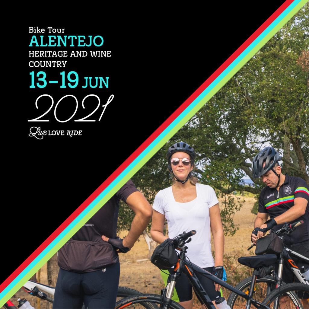 bike tour in alentejo portugal heritage