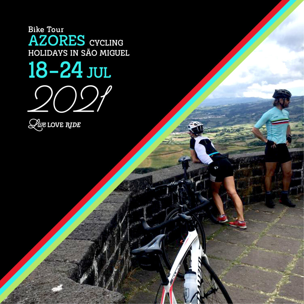 Bike tour in Azores - cycling holidays in São Miguel holidays