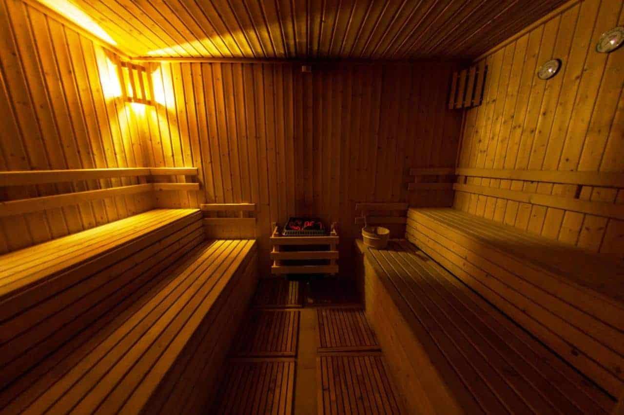 cycling coastal camino porta sol spa sauna