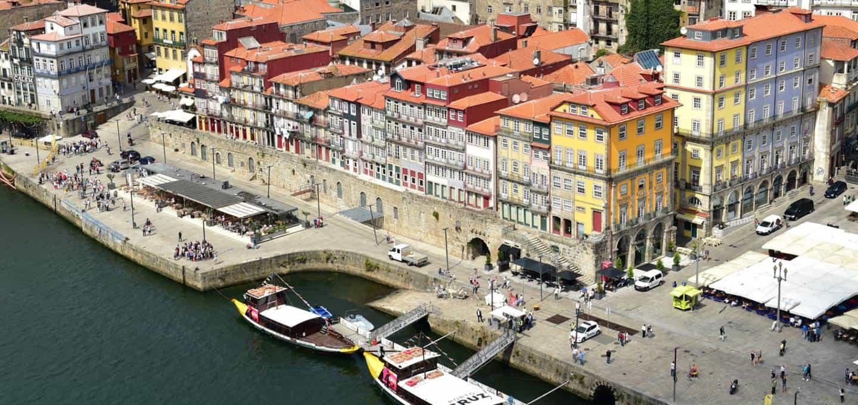 cycling portuguese camino pestana vintage porto